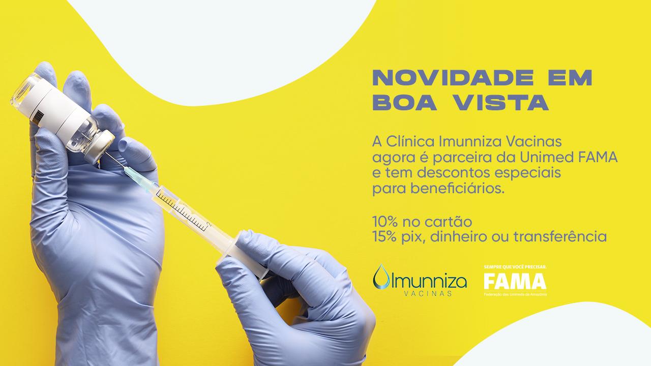 parceria - vacinas