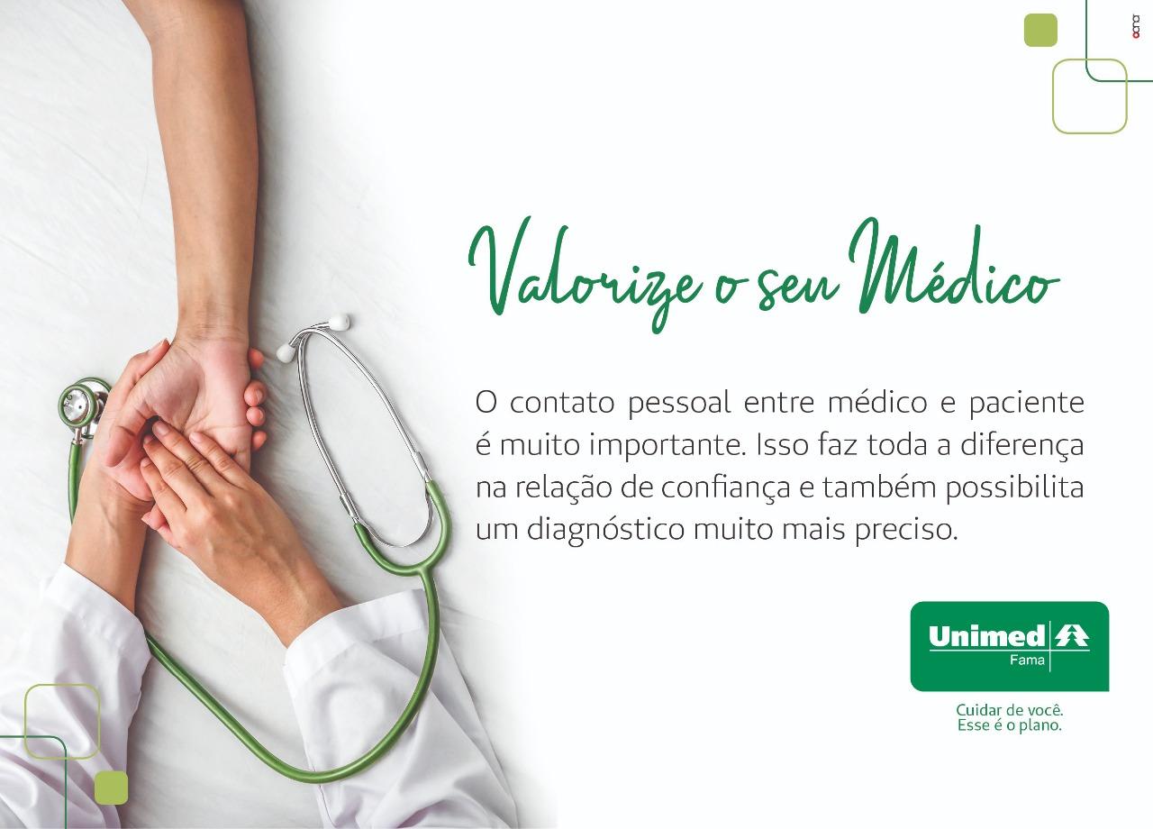 Valorização do Trabalho Médico